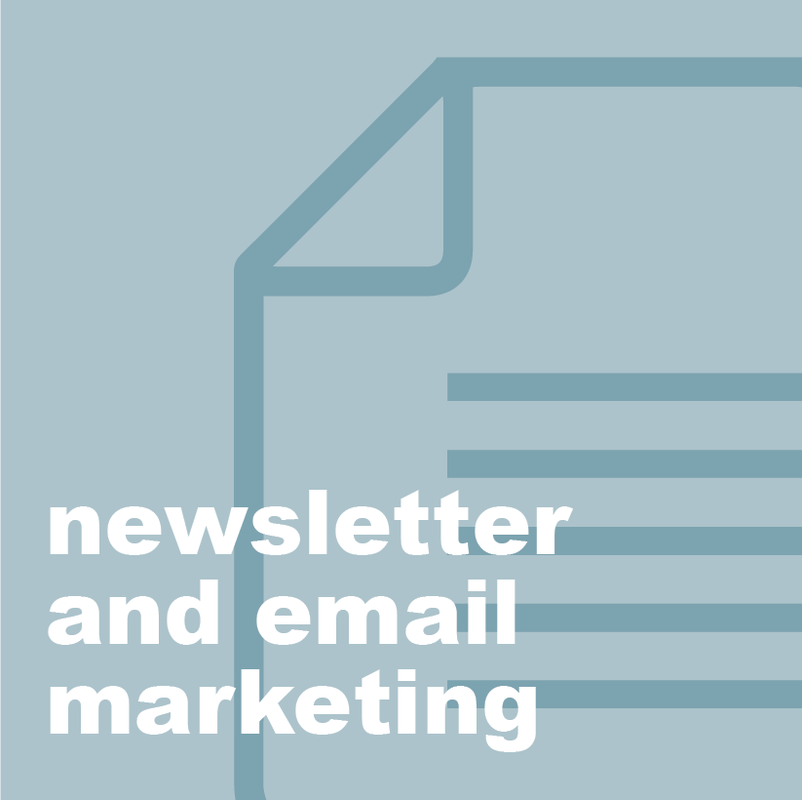 newsletter and email marketing