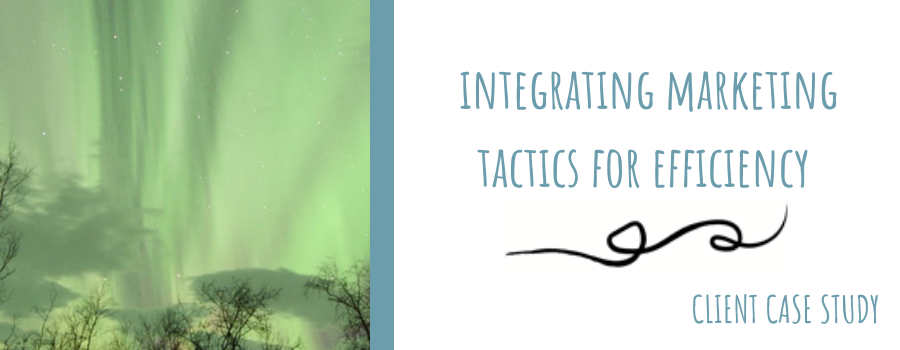 Integrating marketing tactics for efficiency - Write in Danderyd