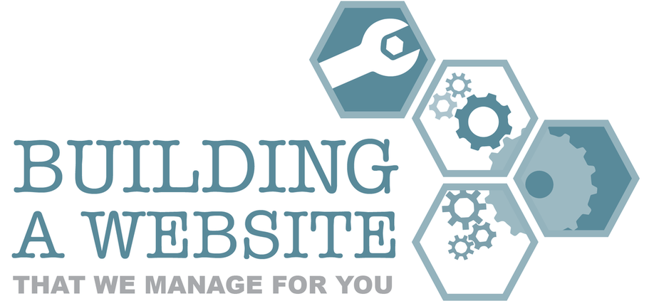 Building a website that we manage for you - Write in Danderyd
