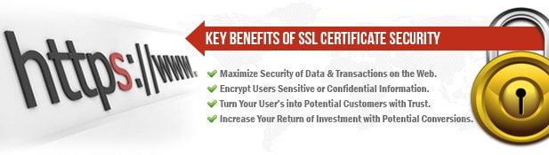 Key benefits of SSL - Write in Danderyd